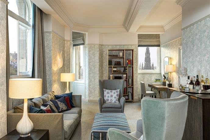 The Balmoral Hotel Edinburgh Compare Deals