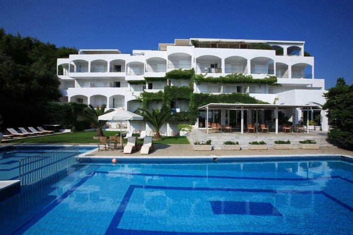 Plaza Hotel Skiathos Compare Deals