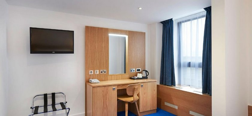 Central Park Hotel London Compare Deals