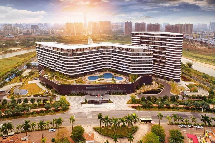 Grand Skylight Int L Hotel Huizhou Compare Deals