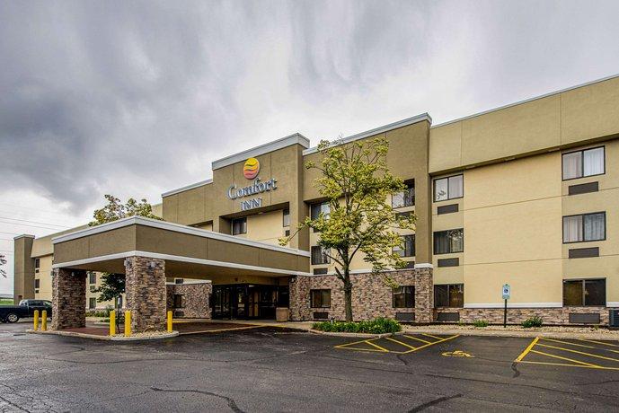 Comfort Inn Matteson Chicago Compare Deals