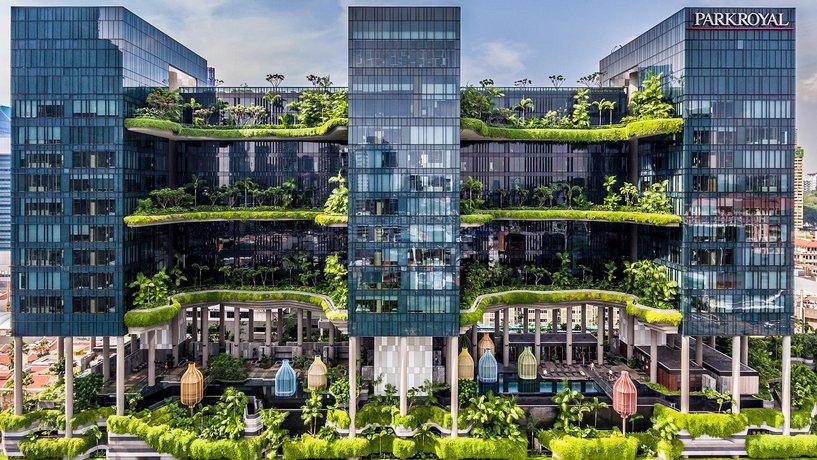 Parkroyal Collection Pickering Singapore Compare Deals