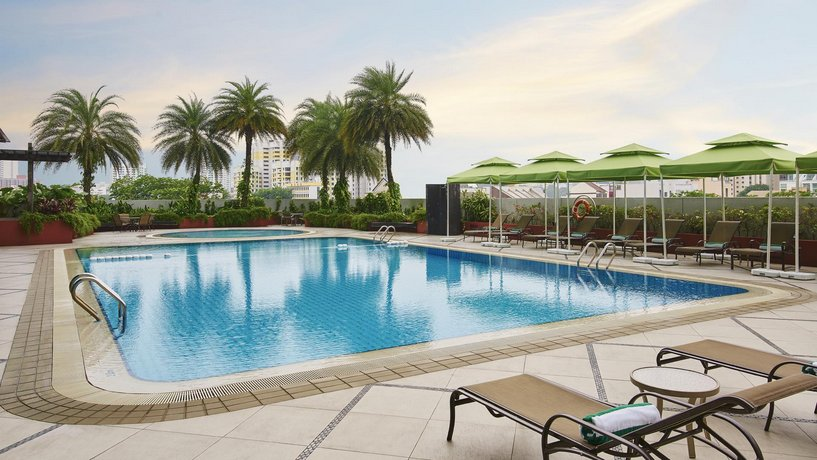Parkroyal On Kitchener Road Singapore Compare Deals