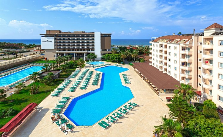 Royal Garden Select Suit Hotel Alanya Compare Deals