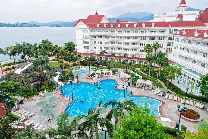 Hong Kong Disneyland Hotel, Lantau Island - Compare Deals