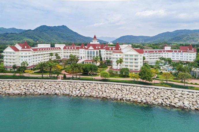 Hong Kong Disneyland Hotel Lantau Island Compare Deals
