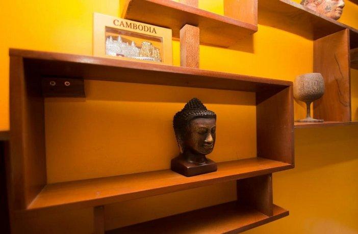 Warm Bed Hostel Siem Reap Compare Deals