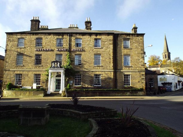 The Rutland Arms Hotel Bakewell Compare Deals