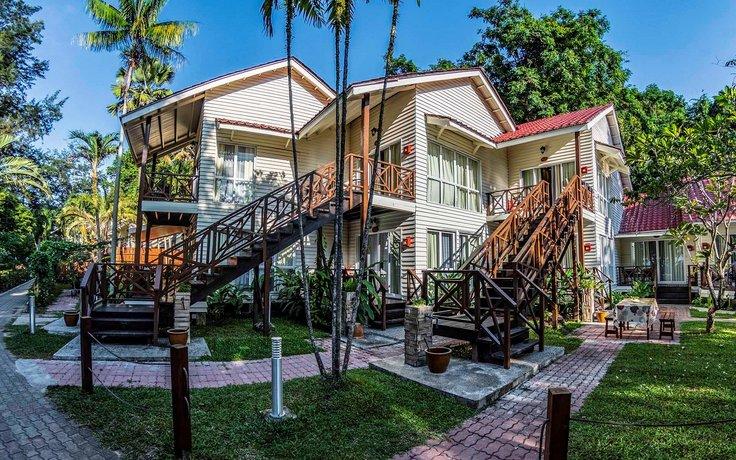 Sutera Sanctuary Lodges At Manukan Island Kota Kinabalu