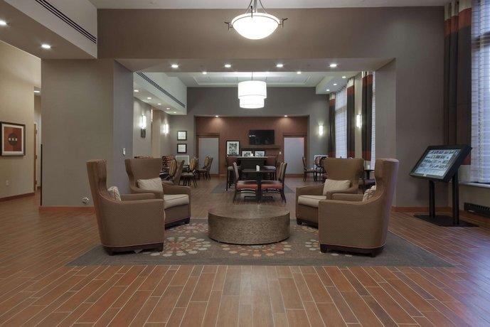 Hampton Inn Suites Pittsburgh Downtown Compare Deals