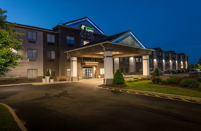 Holiday Inn Express Middletown Newport Compare Deals