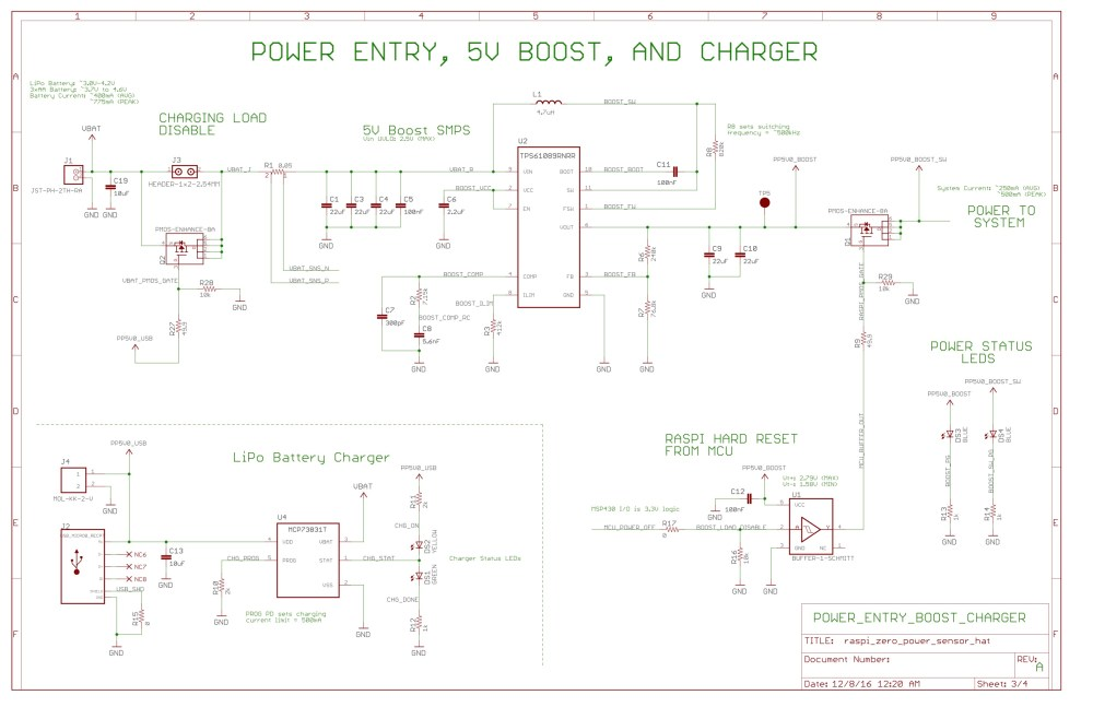 medium resolution of pi hat schematic power entry and 5v boost charging