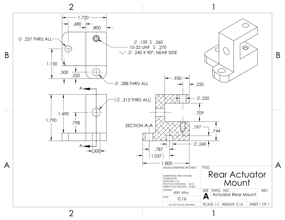 medium resolution of actuator rear mount steven m wiring diagram for