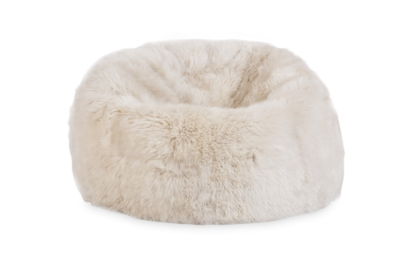 sofa throws uk only cindy crawford home sheepskin beanbags - cushions & the chair ...