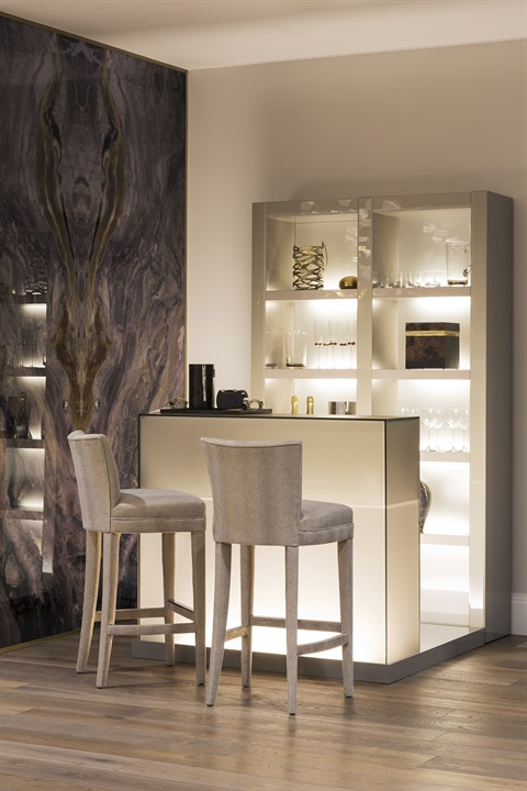 Avante Garde Bar  Living Storage  The Sofa  Chair Company