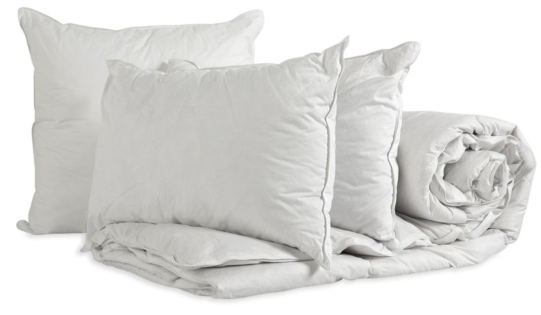 dacron comforel pillows duvets