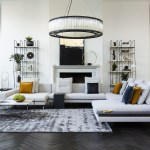 Contemporary Luxury Living Room Furniture