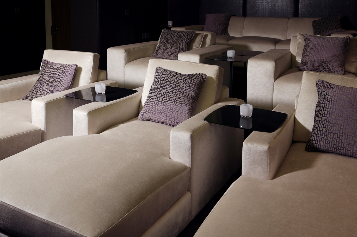 Cinema Room  The Sofa  Chair Company