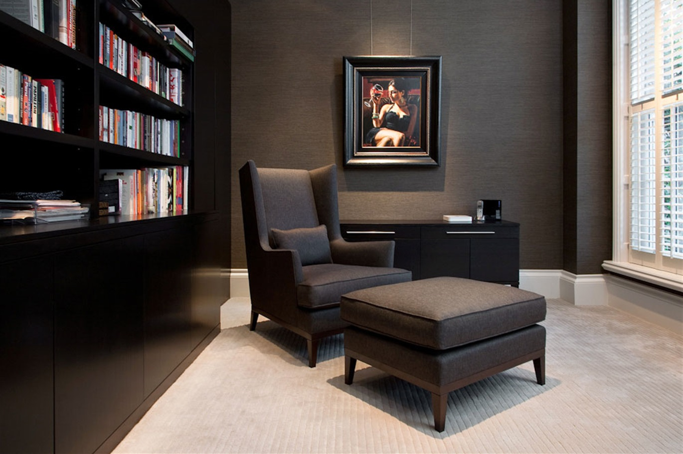 the sofa and chair company small curved leather sectional traditional study