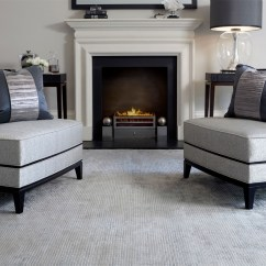 The Sofa And Chair Company Grey Velvet Cover Sloane Collection Gallery