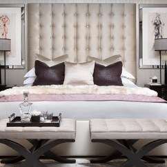 Small Bedroom Occasional Chair Ivory Leather Luxury And Designer Headboards | The Sofa & Company