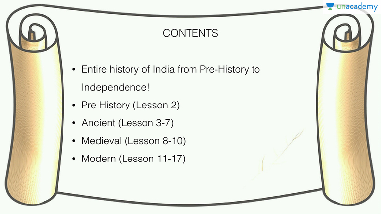 Overview timeline of indian history in hindi pre to independence for upsc ias aspirants unacademy also rh