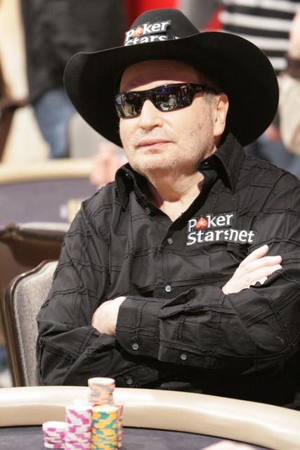 Gabe Kaplan Poker Player