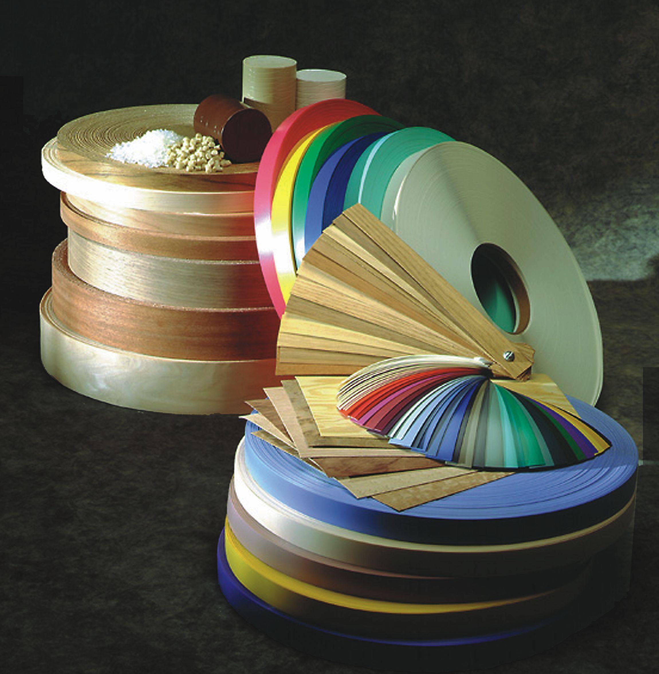 Edgebanding Colors Matching PVC Edge Banding  Edge