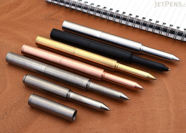 Schon DSGN pen finish options
