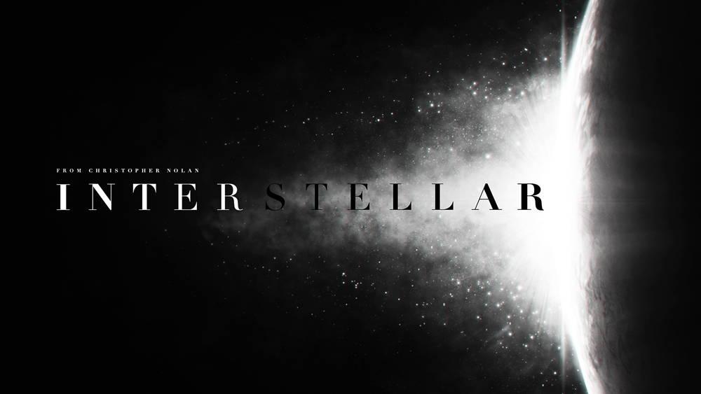 November 2014 Recommendations - Interstellar