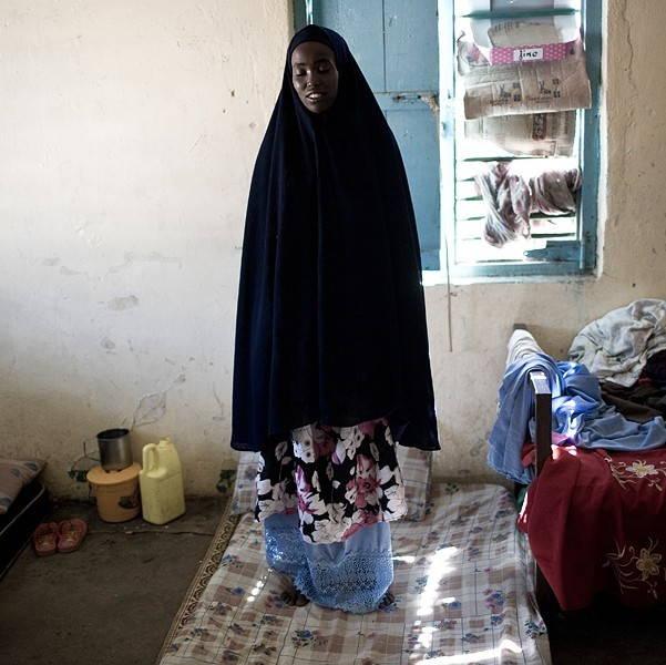 Mental Hospital, Hargeisa, Somaliland, 2008. Photograph by Narayan Mahon. © Narayan Mahon Photography.
