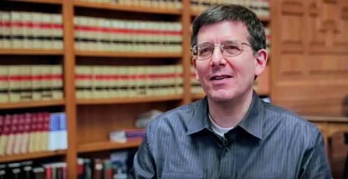 Dr. Adam Rome. Screenshot from the Gilder Lehrman Institute of American History.