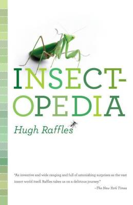 Faculty favorites: book cover for Insectopedia