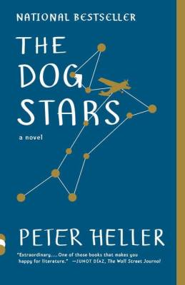 Faculty favorites: book cover for The Dog Stars