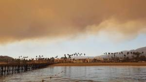 The Thomas Fire Fans the Flames of Southern California's Housing Crisis