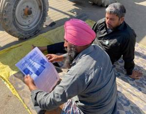 Reading Climate Justice through the Indian Farmers' Movement