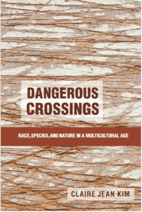 book cover of Claire Jean Kim's Dangerous Crossings