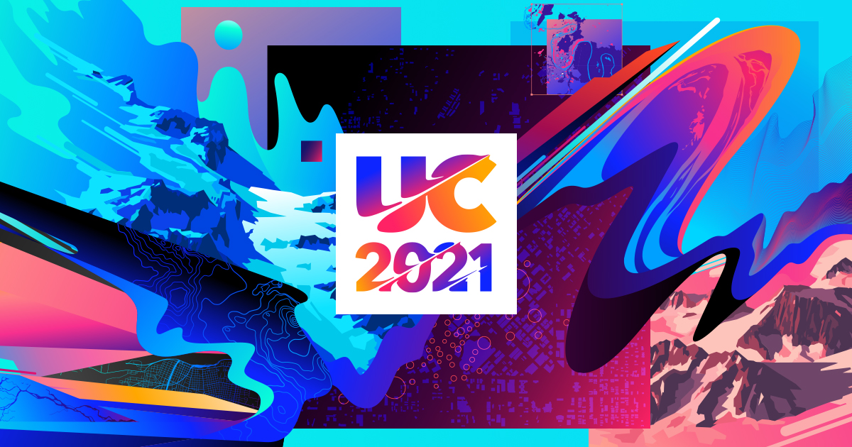 The Esri User Conference 2021 is Here!