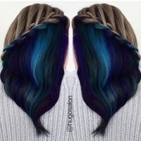 Colored Hair Trends!