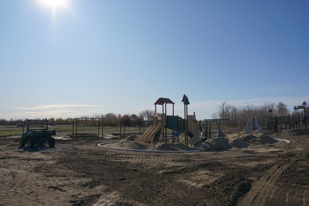 Junior playground (2-5)