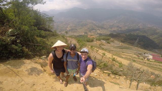 Moving around the world - bro trip