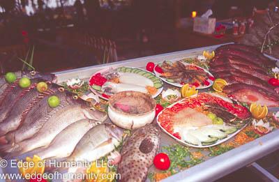 Sea Food Dahab Egypt