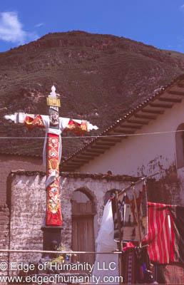 Christian Cross - Venezuela.