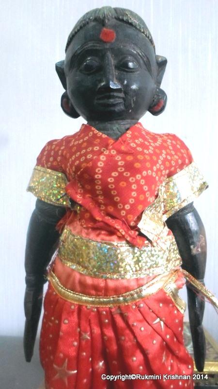 Marapachi Goddess