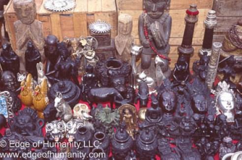 Handicrafts - Kathmandu, Nepal.