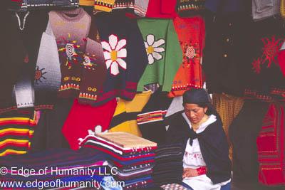 Textiles - Guatemala.