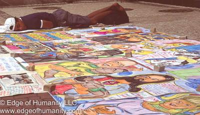 Artist- Rio de Janeiro, Brazil