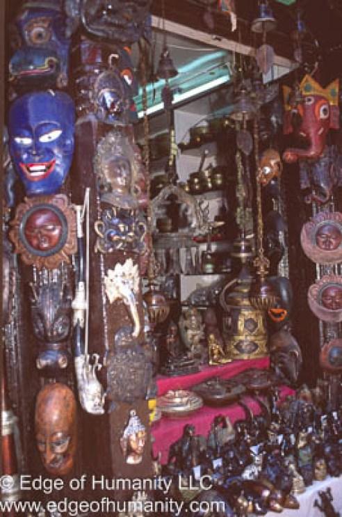Handicrafts - Nepal.