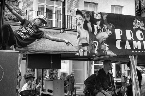 The Creation of Music - Primrose Hill, London