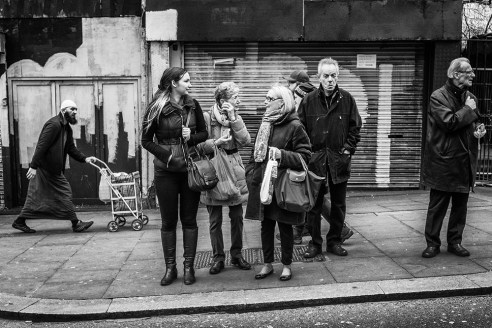 The Squint - Camden Town, London